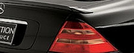 メルセデス・ベンツ ARES W220 JUNCTION テイルアイラインガーニッシュ アレス 未塗装 ジャンクションプロデュース PRODUCE