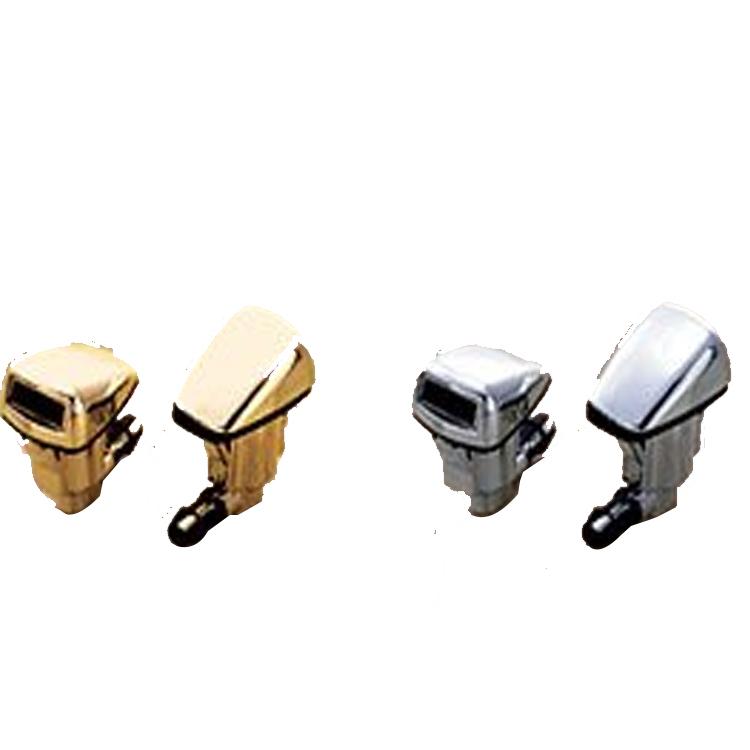 JUNCTION PRODUCE ジャンクションプロデュース ウィンダム 20系 メッキウォッシャーノズル シャワータイプ(TOYOTA専用) ゴールド 配送先条件有り