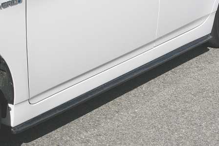 チャージスピード プリウス ZVW30 サイドボトムライン カーボン CHARGESPEED BottomLine ボトムライン