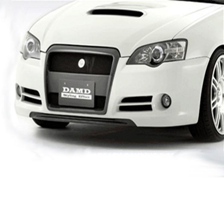 DAMD ダムド フロントバンパー レガシィ B4 BL5 BL9 BLE A~C型 スタイリングエフェクト カーボン