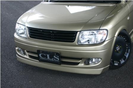 ESB ミラ L700 フロントバンパー グリル一体式 CLS LX EDITION LXエディション イーエスビー