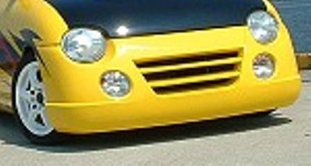 ESB イーエスビー SPUNKY TAYPE1 スパンキー タイプ1 フロントバンパー 未塗装 オプティ L300系