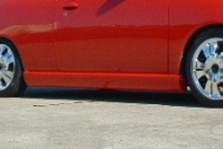 ESB イーエスビー SPUNKY TYPE2 スパンキー タイプ2 サイドステップ 未塗装 オプティ L300系