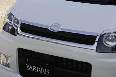 ファブレス ムーヴ L175 前期 カスタム フロントグリル FABULOUS VARIOUS