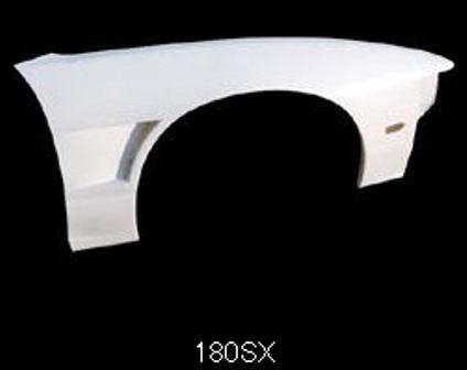 FINALKonnexion ファイナルコネクション 180SX フロントフェンダー ファーストコンタクト FIRSTCONTACT