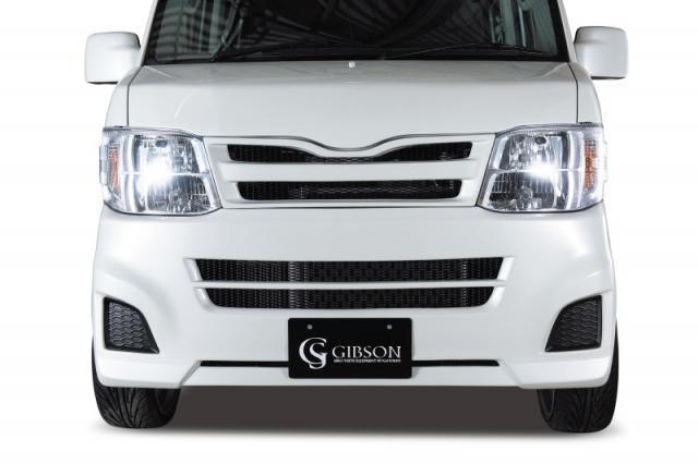 GIBSON ギブソン エブリィ DA64 ワゴン/バン フロントグリル 未塗装 エブリィエース 個人宅発送追金有