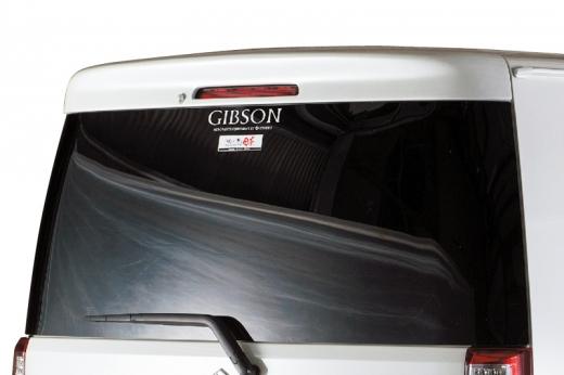 GIBSON ギブソン エブリィ DA64 リアルーフスポイラー 未塗装 エブリィエース 配送先条件有り