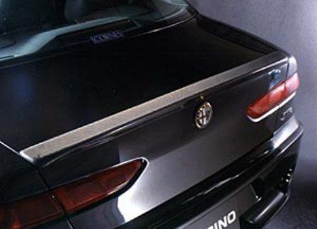 ガルビノ アルファロメオ アルファ156 GTA トランクスポイラー カーボン製 GARBINO