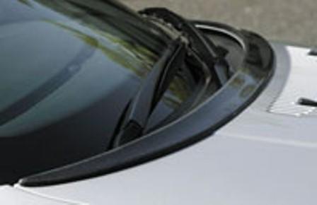 ガルビノ BMW 3シリーズ ボンネットスポイラー カーボン製 GARBINO