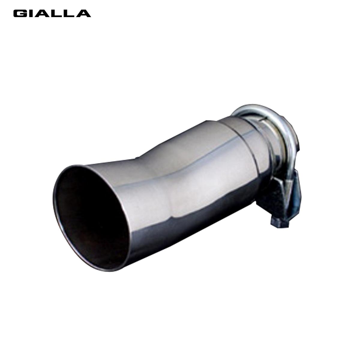 ジアラ セレナ C25 マフラーカッター GIALLA スポルティボ 配送先条件有り