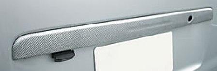 ガレージベリー ハイエース 200系 KDH.TRH リアゲートカバー シルバークロス 品番17-5213 GARAGE VARY VALIANT ヴァリアント