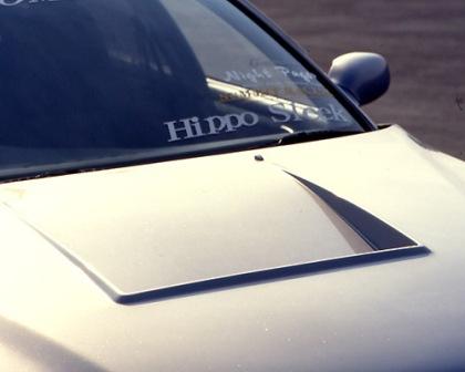 ヒッポスリーク マーク2 90系 クーリングボンネット (100系FACE) HippoSleek HYPER SEDAN ハイパーセダン