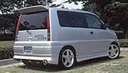ヒッポスリーク S-MX リアアンダースポイラー HippoSleek STYLISH WAGON スタイリッシュ ワゴン