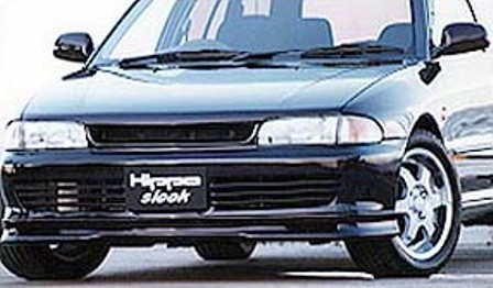 ヒッポスリーク リベロ 前期 フロントスポイラー HippoSleek STYLISH WAGON スタイリッシュ ワゴン