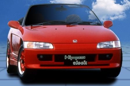 ヒッポスリーク ビート フロントバンパースポイラー HippoSleek ACTIVE K-CAR SERIES アクティブケーカーシリーズ