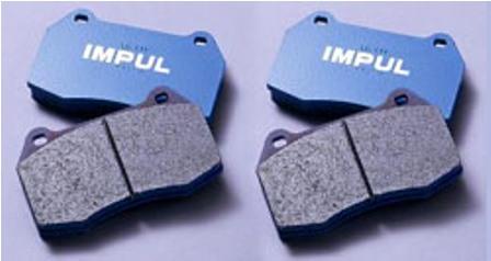 IMPUL インパル 汎用 ブレーキパッド