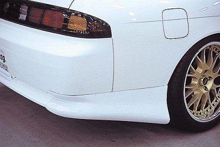 ings イングス シルビア S14 後期 リアマッド リアマットガード ハイブリットエアロ D-SPEC ディースペック 個人宅発送追金有