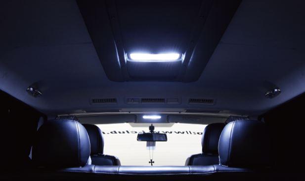 ジェイクラブ ハイエース 200系 LEDルームランプ j-club