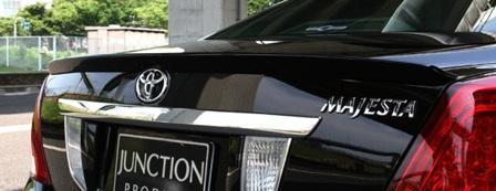 JUNCTIONPRODUCE ジャンクションプロデュース タイトトランクフラップVS 未塗装 クラウンマジェスタ 200系