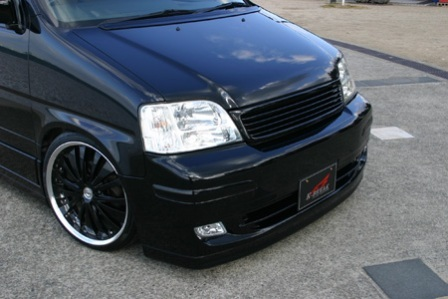 K BREAK ケイブレイク ステップワゴン RF1 フロントバンパー Vラグ ディション V-LUX EDITION