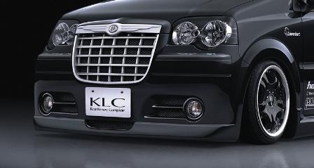 KLC ムーヴカスタム L150 152 160 162 後期 フロントバンパースポイラー CONCEPTMODEL コンセプトモデル ケイエルシー 個人宅発送不可