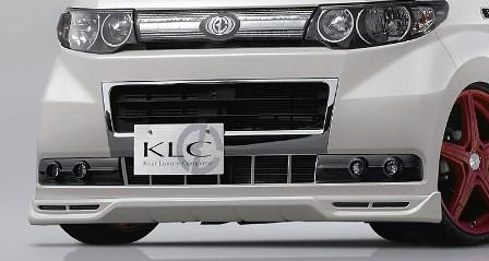 KLC タント L375S 385S 前期 カスタムL/カスタムX/カスタムXリミテッド/カスタムRS/カスタムVセレクション/カスタムVセレクションターボ LXフォグランプカバー INSOLITE アンソリット ケイエルシー