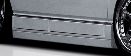 mac マック オデッセイ RB1/2 前期 後期 サイドステップ FRP製 ブリック V-ビジョン BLICK V-VISION 配送先条件有り