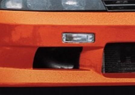 mac マック スカイライン R33 フロントバンパー+ウィンカーセット FRP M スポーツ M SPORTS