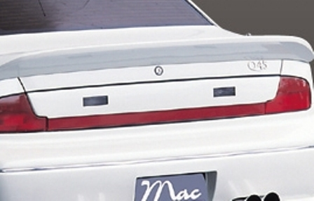 mac マック インフィニティ HG50 前期 ガーニッシュカバー FRP マックワールド MAC WORLD