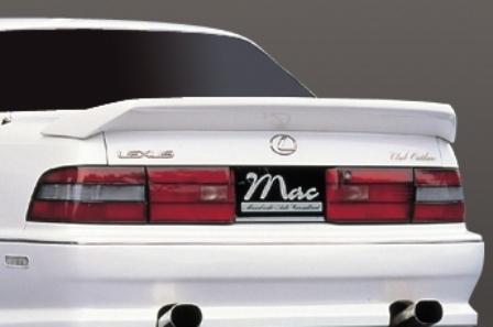 mac マック セルシオ UCF10/11 リアスポイラー FRP マックワールド MAC WORLD