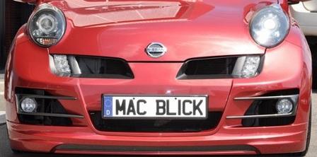 mac マック マーチ K12系 3点セット FRP ブリックインパクト BLICK IMPACT