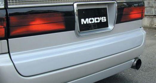 MOD'S モッズ ハイエース ワゴン 100系 リアゲートプロテクター GRAND SPORTS グランドスポーツ