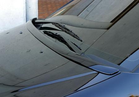 エムズスピード オデッセイ RA6 RA7 ボンネットスポイラー 未塗装 4091-7331 エグゼライン ゼウス