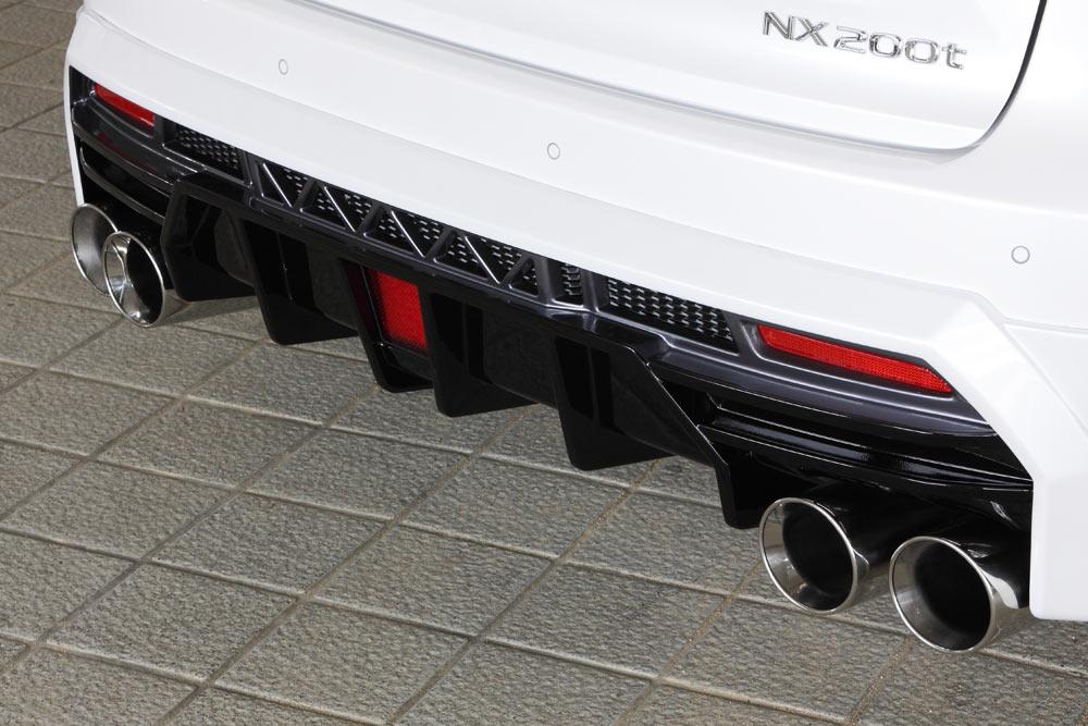 エムズスピード レクサス AGZ1# エキゾーストシステム/マフラー  ラヴライン ゼウス