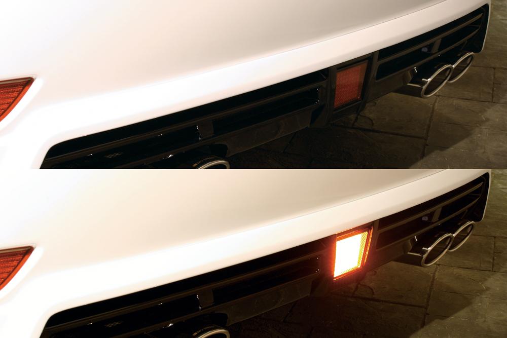 エムズスピード レクサス GYL1#W GGL1#W AGL10W 後期 LEDバックフォグランプ(D)キット 0041-0004 ラヴライン ゼウス