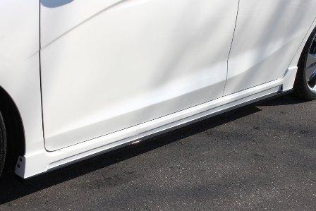 エムズスピード フィット GP5 GK3.5 サイドステップ 未塗装 1372-2112 グラマラスライン ゼウス