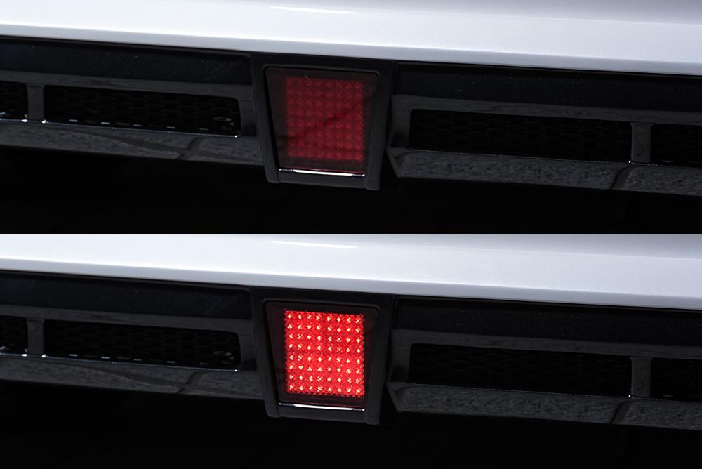 エムズスピード エスティマ エスティマハイブリッド ACR50系 AHR20 最終型 LEDバックフォグランプキット 0041-0002 グレースライン ゼウス