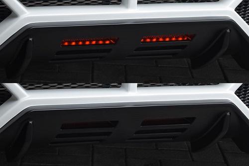 エムズスピード C-HR ZYX10 NGX50 LEDバックフォグランプ 0041-0011 ラヴライン ゼウス