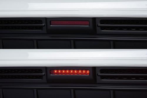エムズスピード メルセデス・ベンツ  LEDバックフォグランプ 0041-0010 プルシャンブルー ゼウス
