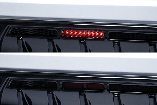 エムズスピード カムリ AXVH70 LEDバックフォグランプ Fキット 0041-0010 プルシャンブルー ゼウス