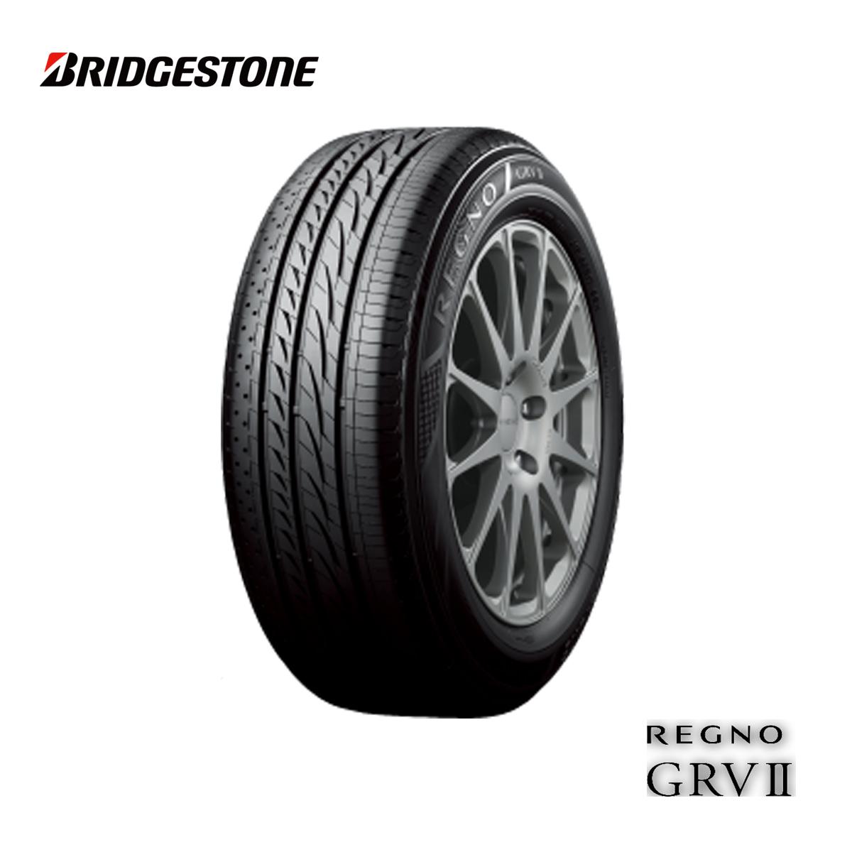 ブリヂストン BS 18インチ タイヤ 215/55R18 215 55 18 レグノ サマータイヤ 1本 低燃費 エコ 夏 サマー タイヤ BRIDGESTONE REGNO GRVII GRV2