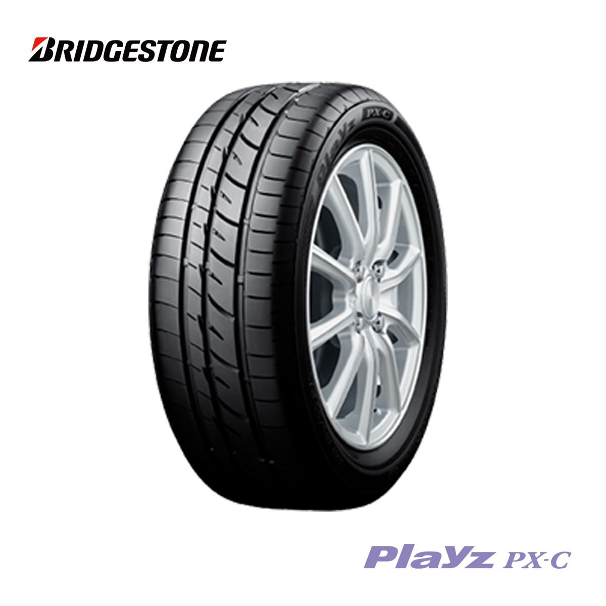 ブリヂストン BS 15インチ タイヤ 175/65R15 175 65 15 84H プレイズ サマー タイヤ 2本 84H 低燃費 エコ 夏 軽 コンパクト BRIDGESTONE Playz PX-C