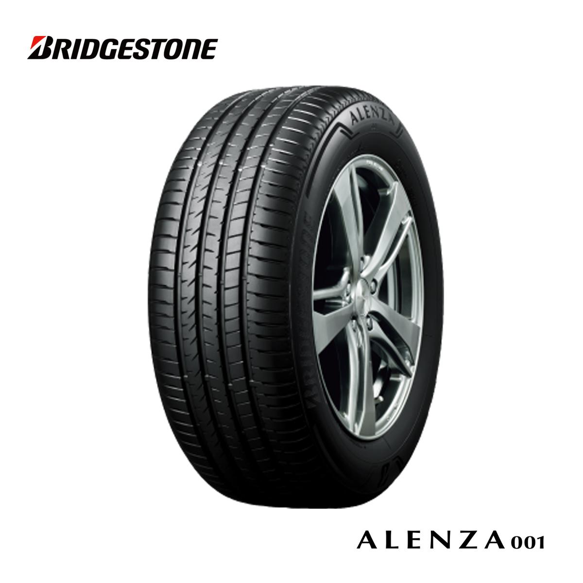 ブリヂストン BS 18インチ タイヤ 225/55R18 225 55 18 アレンザ サマー タイヤ 1本 SUV 夏 サマー タイヤ BRIDGESTONE ALENZA 001