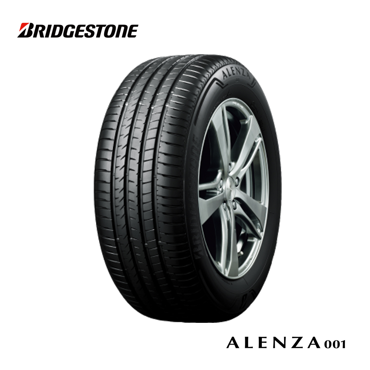 ブリヂストン BS 17インチ タイヤ 235/55R17 235 55 17 アレンザ サマー タイヤ 1本 SUV 夏 サマー タイヤ BRIDGESTONE ALENZA 001