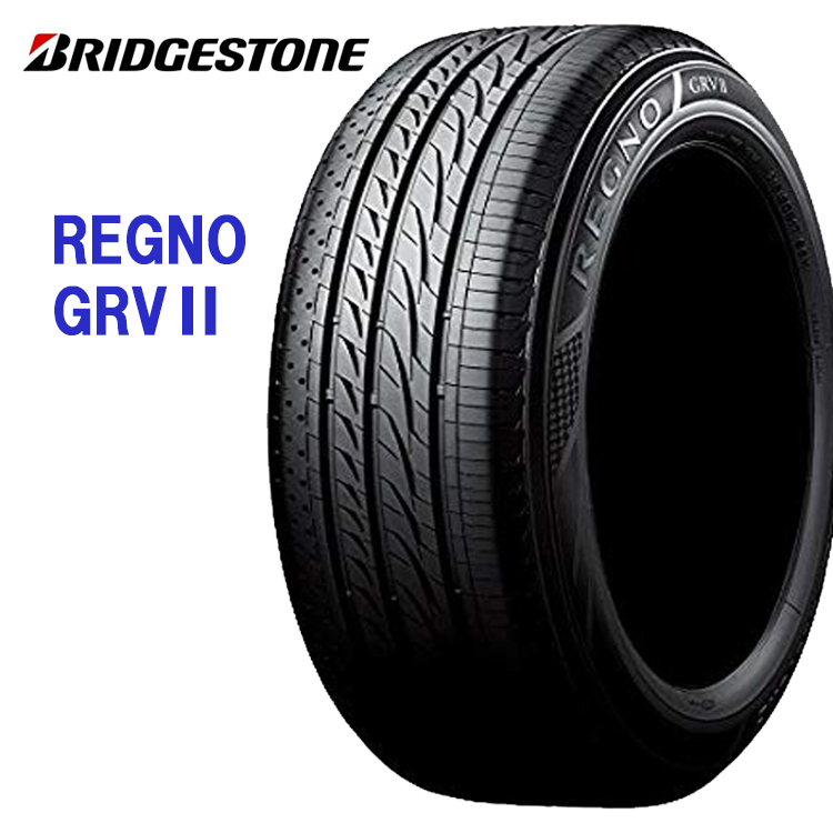 19インチ 255/50R19 103W 4本 夏 サマー 低燃費タイヤ ブリヂストン レグノ GRV2 チュー ブレスタイヤ BRIDGESTONE REGNO GRV2