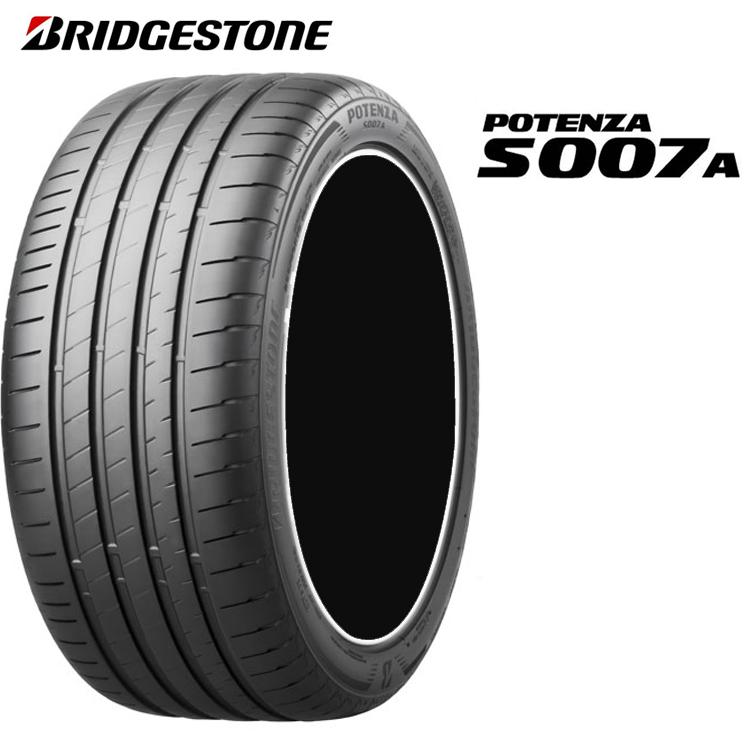 16インチ 205/55R16 94W XL 1本 夏 サマー タイヤ BS ブリヂストン ポテンザ S007A チュー ブレスタイヤ BRIDGESTONE POTENZA S007A