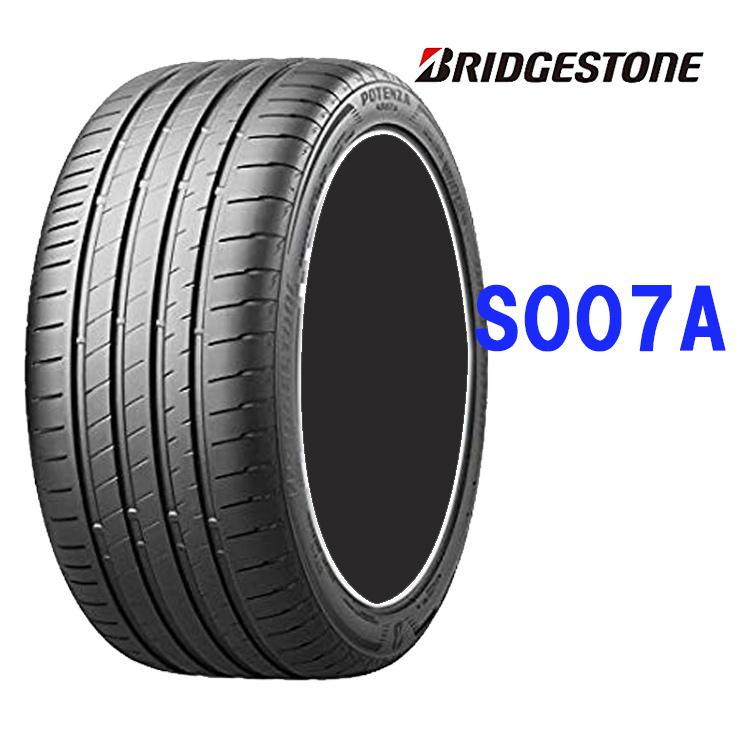 フロント 18インチ 255/40R18 リア 275/40R18 スープラ SZ-R ブリヂストン BS ポテンザ S007A タイヤ 4本 1台分セット