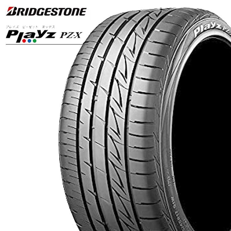 18インチ 215/35R18 84W XL 4本 夏 サマ- タイヤ ブリヂストン プレイズ PZ-X チューブレスタイプ BRIDGESTONE Playz PZ-X