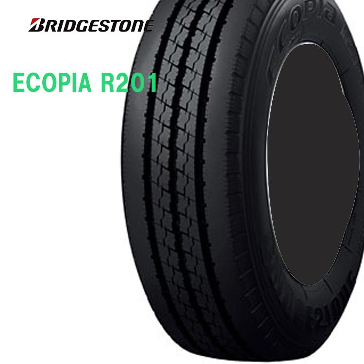 15インチ 205/80R15 109/107L 1本 夏 サマー 低燃費タイヤ BS ブリヂストン エコピア R201 BRIDGESTONE ECOPIA R201