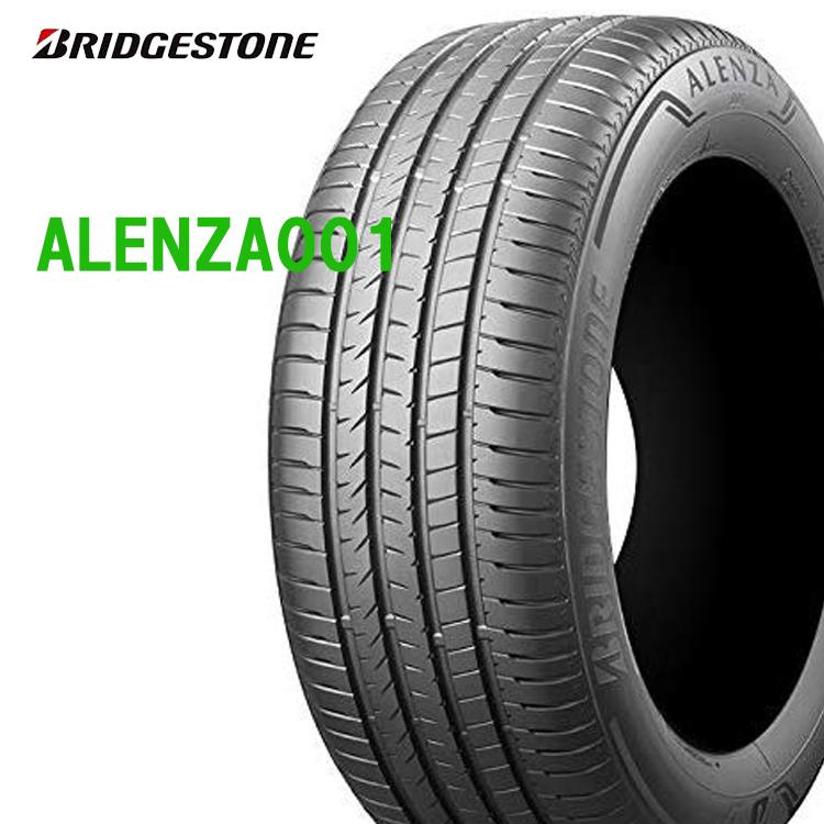 20インチ 255/45R20 101W 4本 夏 サマー 低燃費タイヤ BS ブリヂストン アレンザ 001 チューブレスタイプ BRIDGESTONE ALNZA 001